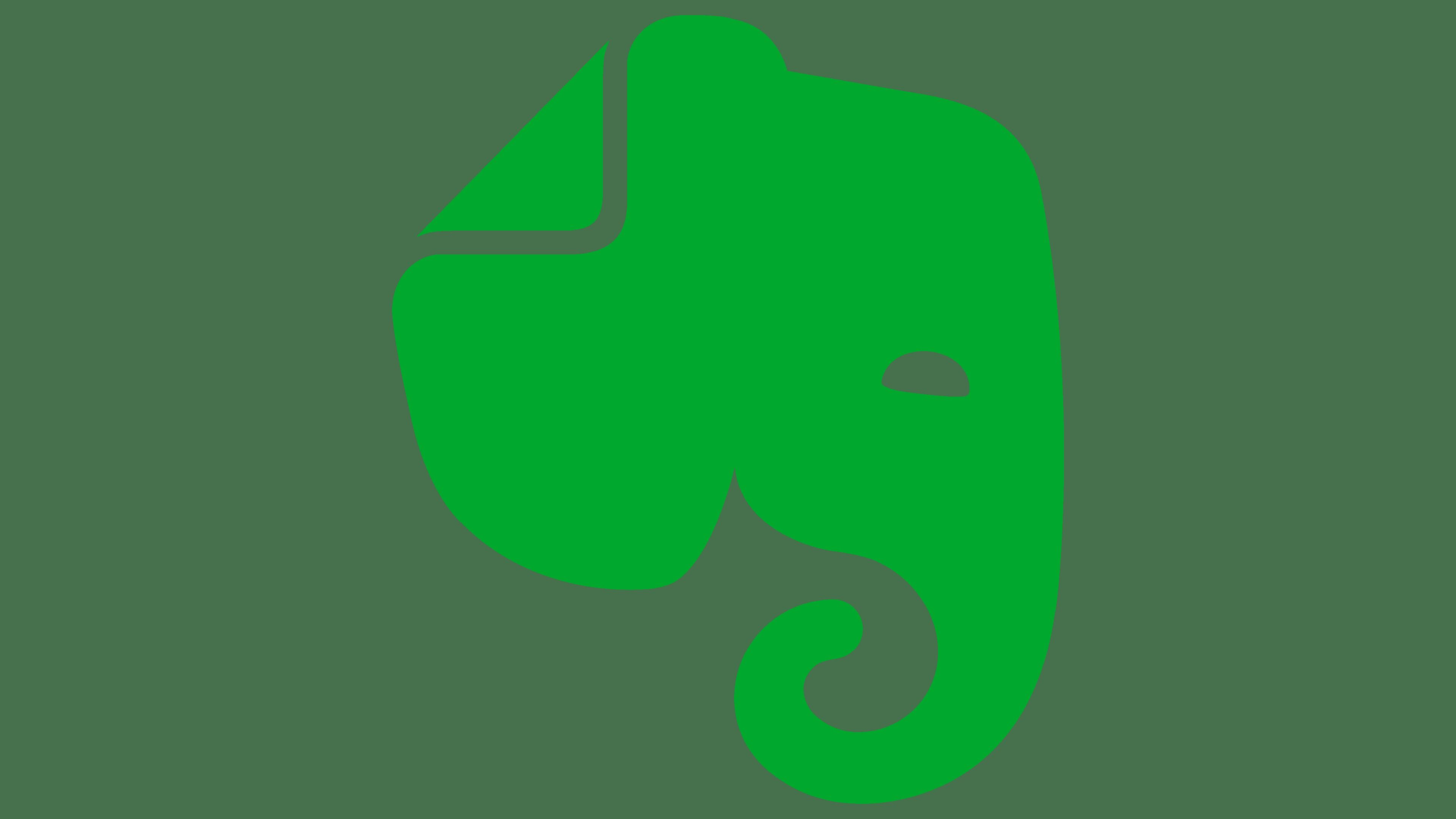 Evernote Logo   Symbol, History, PNG (3840*2160)