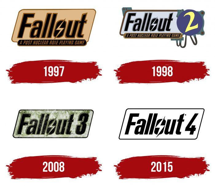 Fallout Logo History