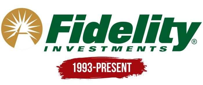 Fidelity Logo History