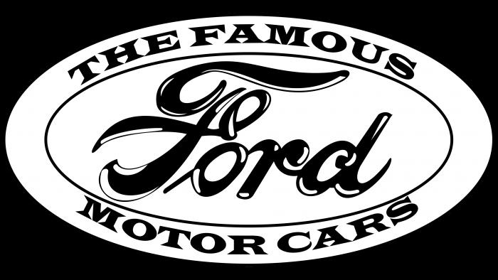 Ford Logo 1911-1912