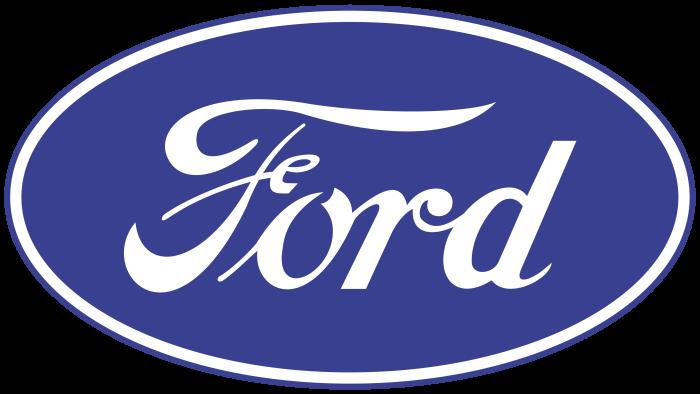 Ford Logo 1927-1957