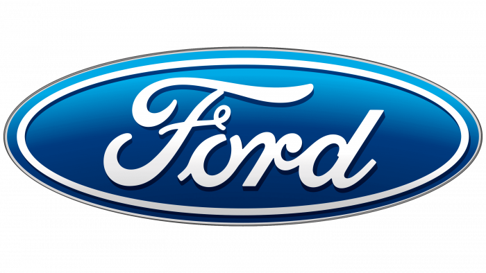 Ford Romania Logo (2008-Present)