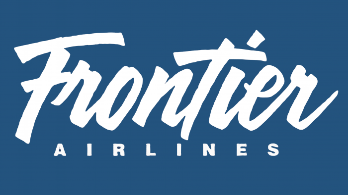 Frontier Airlines Logo 1994-2001