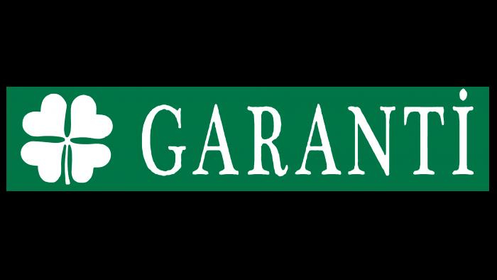 Garanti Bank Logo 1990s-2001