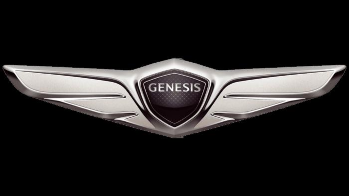 Genesis Logo (2015-Present)