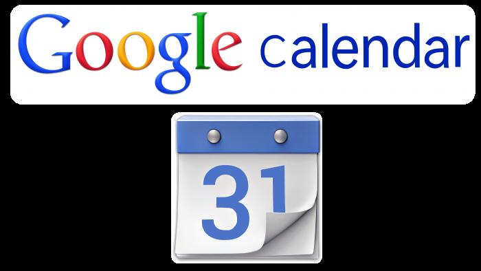 Google Calendar Logo 2010-2013