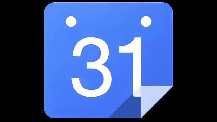 Google Calendar Logo 2013-2015