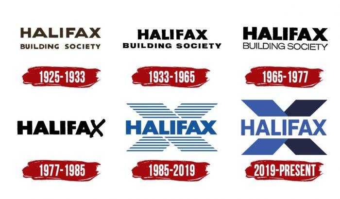 Halifax Logo History