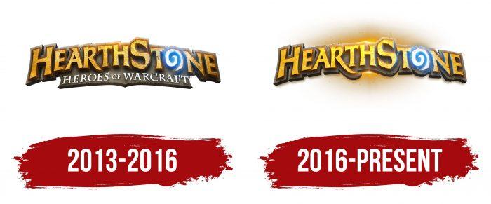 Hearthstone Logo History