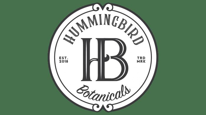 Hummingbird Botanicals Old Logo