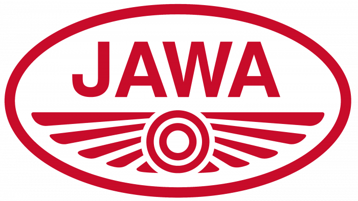 Jawa Logo (1919-Present)
