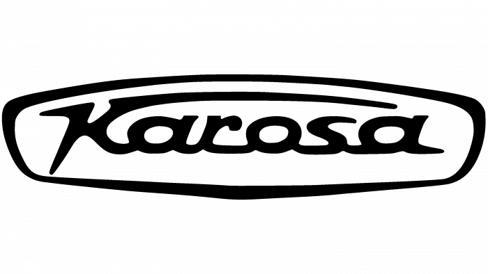 Karosa Logo (1896-2007)