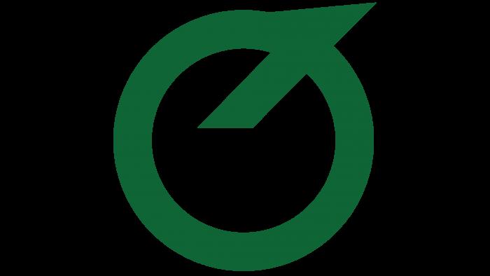 Kia Motors Logo 1964-1986
