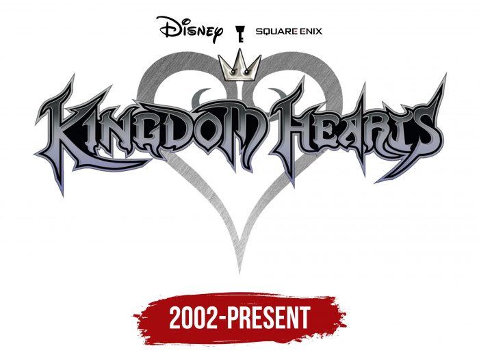 Kingdom Hearts Logo History