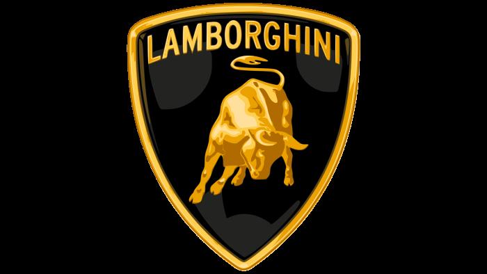 Lamborghini Logo 1998-present