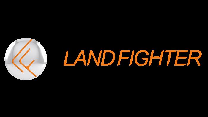 LandFighter Logo (2011-Present)