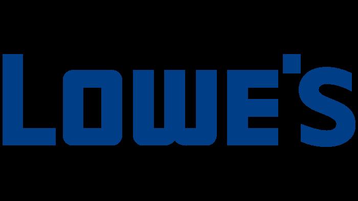 Lowe's Logo 1965-present