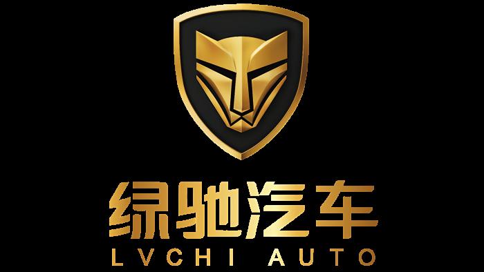 LvChi Auto Logo (2016-Present)