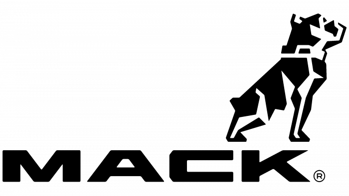 Mack Trucks Australia Logo (1963)