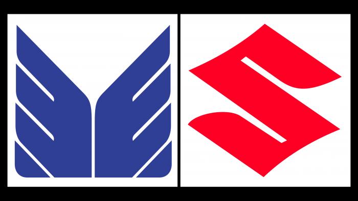 Maruti Suzuki Ltd Logo (1981-Present)