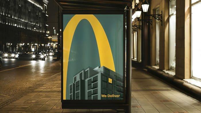 McDonald's New Logo Leo Burnett