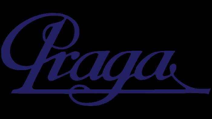 Praga Logo (1907-Present)