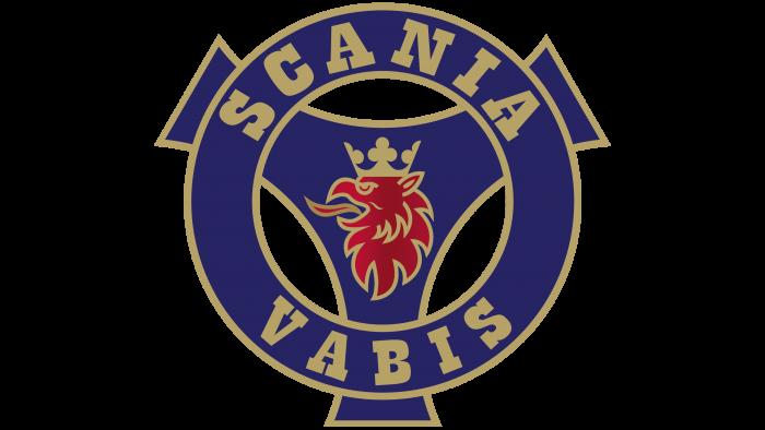 Scania-Vabis Logo (1911-1969)