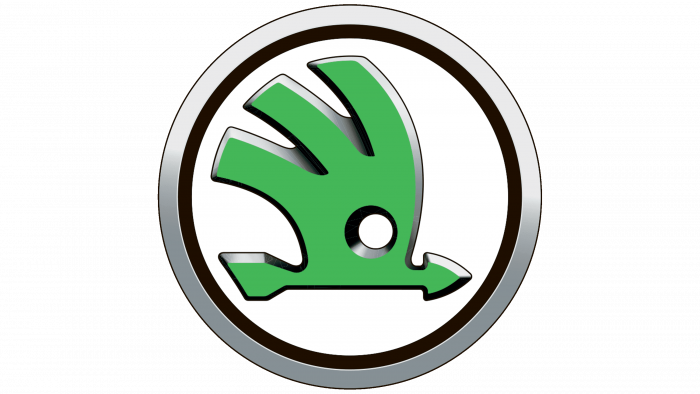 Skoda Auto Logo (1925-Present)