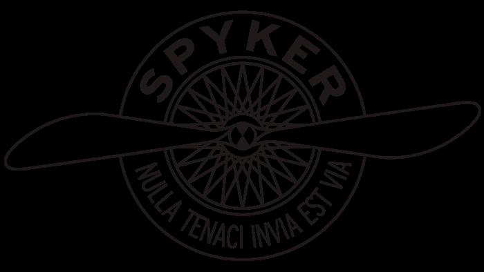 Spyker Logo (1898-Present)