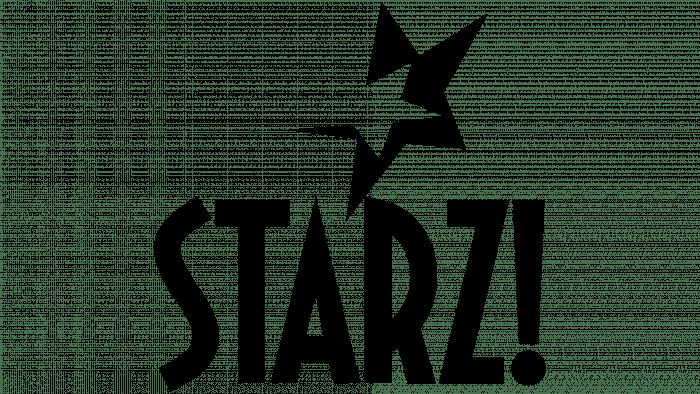 Starz! Logo 1994-2005