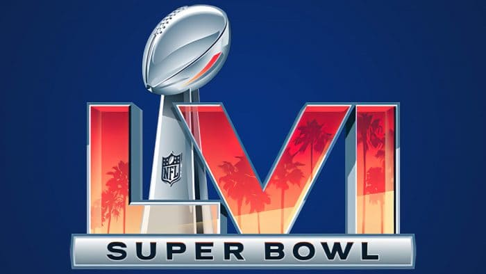 Super Bowl LVI New Logo