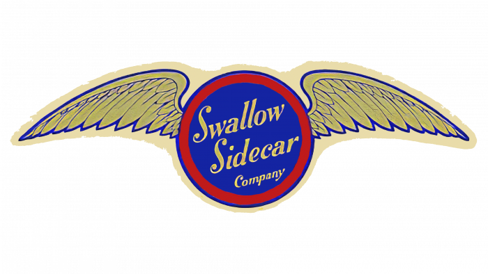 Swallow Sidecar Company Logo 1922-1945