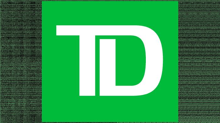 TD (Toronto Dominion) Bank Logo 2019-present