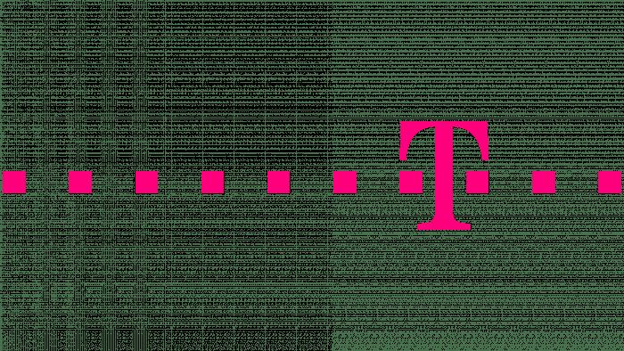 Telekom Logo 2010-2013