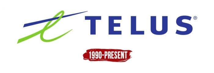 Telus Logo History