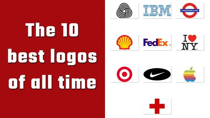 The 10 best logos of all time