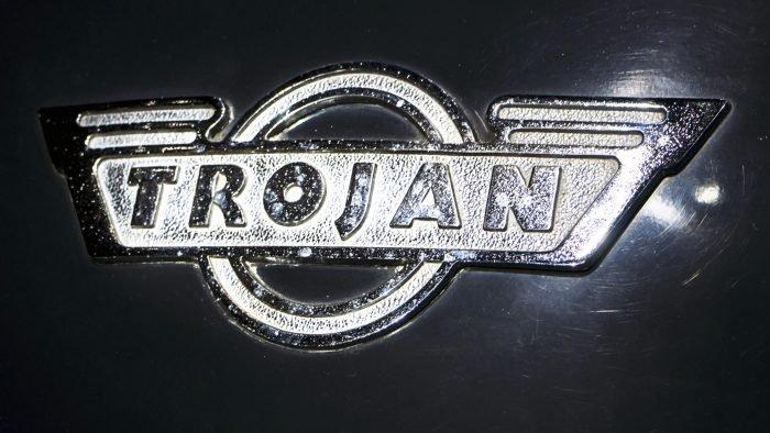Trojan Logo