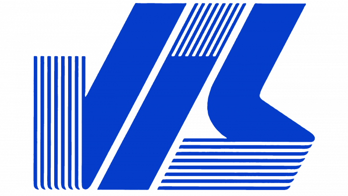 VAZInterService Logo (1991-Present)
