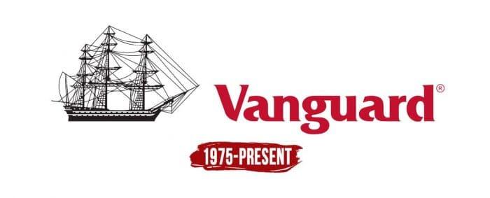 Vanguard Logo History