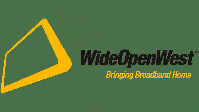 Wide Open West Logo 1999-2003