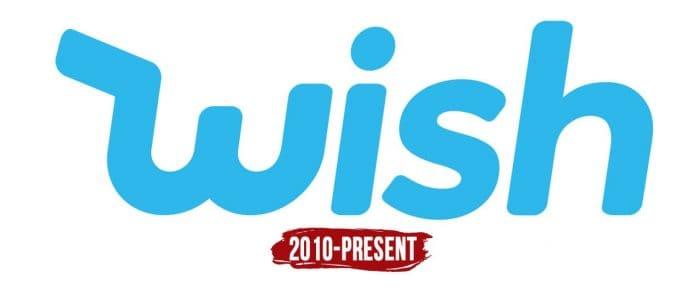 Wish Logo History