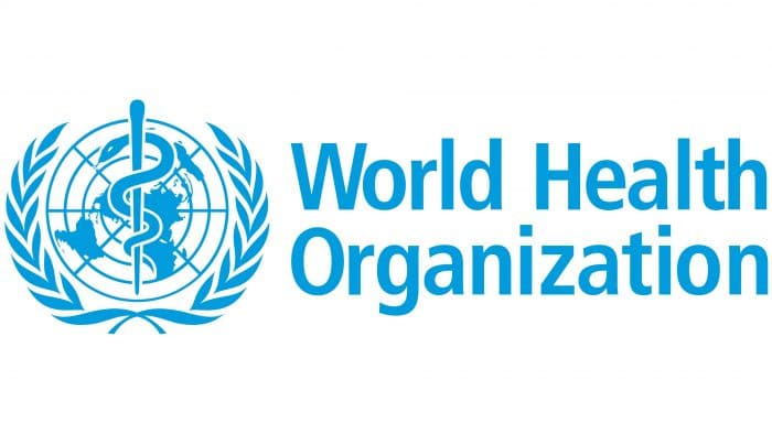 World Health Organization Logo 2006-present