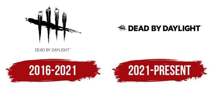Dead by Daylight Logo History