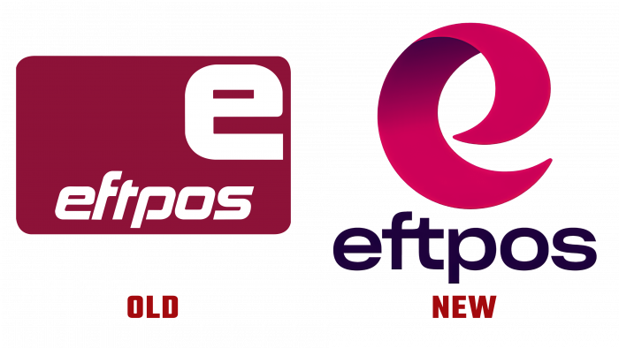 Eftpos Old and New Logo