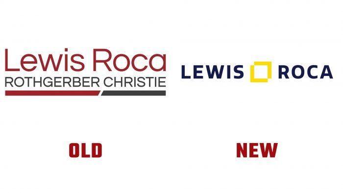 Lewis Roca New and Old Logo History