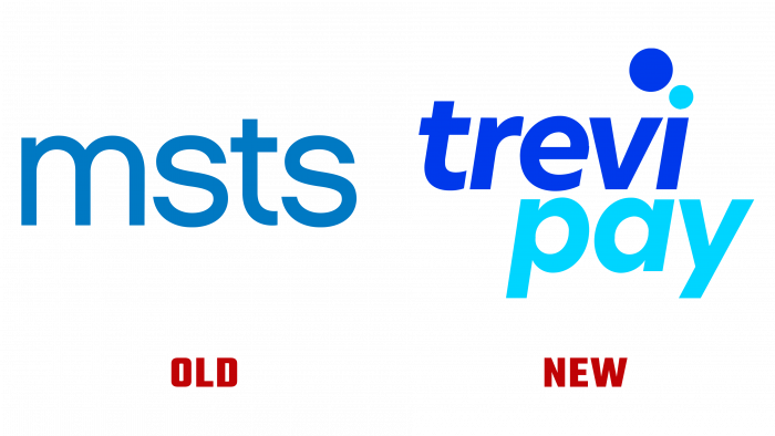 MSTS Old and TreviPay New Logo
