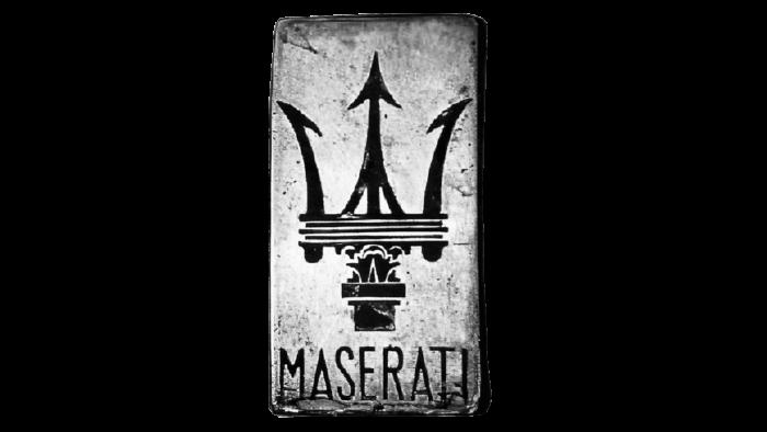 Maserati Logo 1926-1937