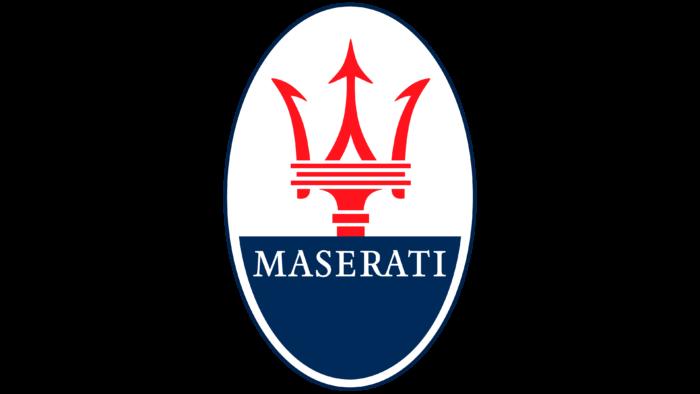 Maserati Logo 2006-2020