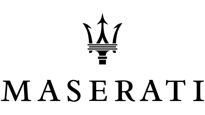 Maserati Logo 2015-2020