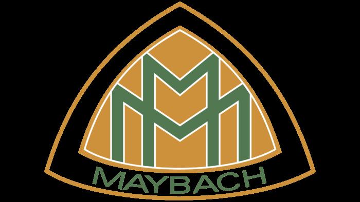 Maybach Logo 1909-1997
